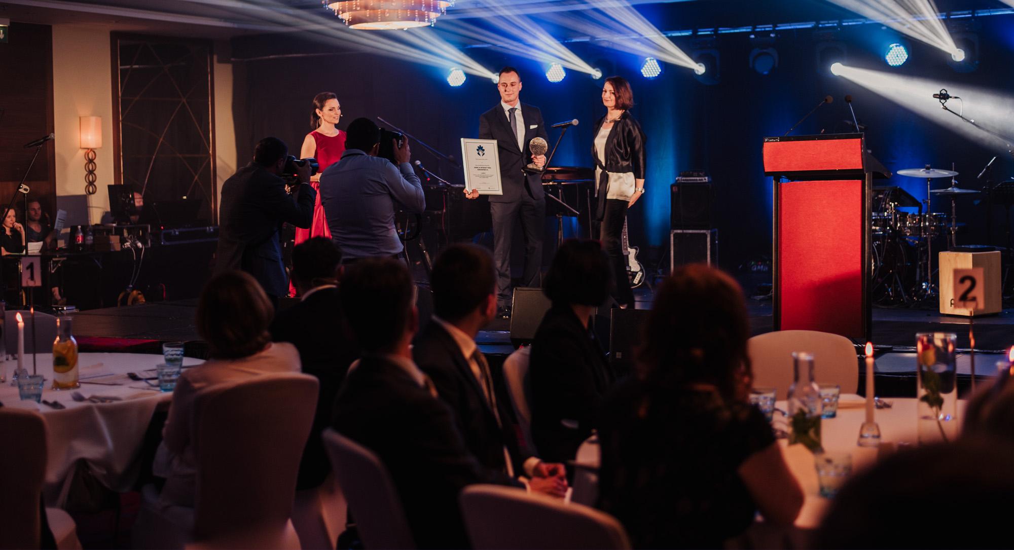 Nagroda dla naszej agencji